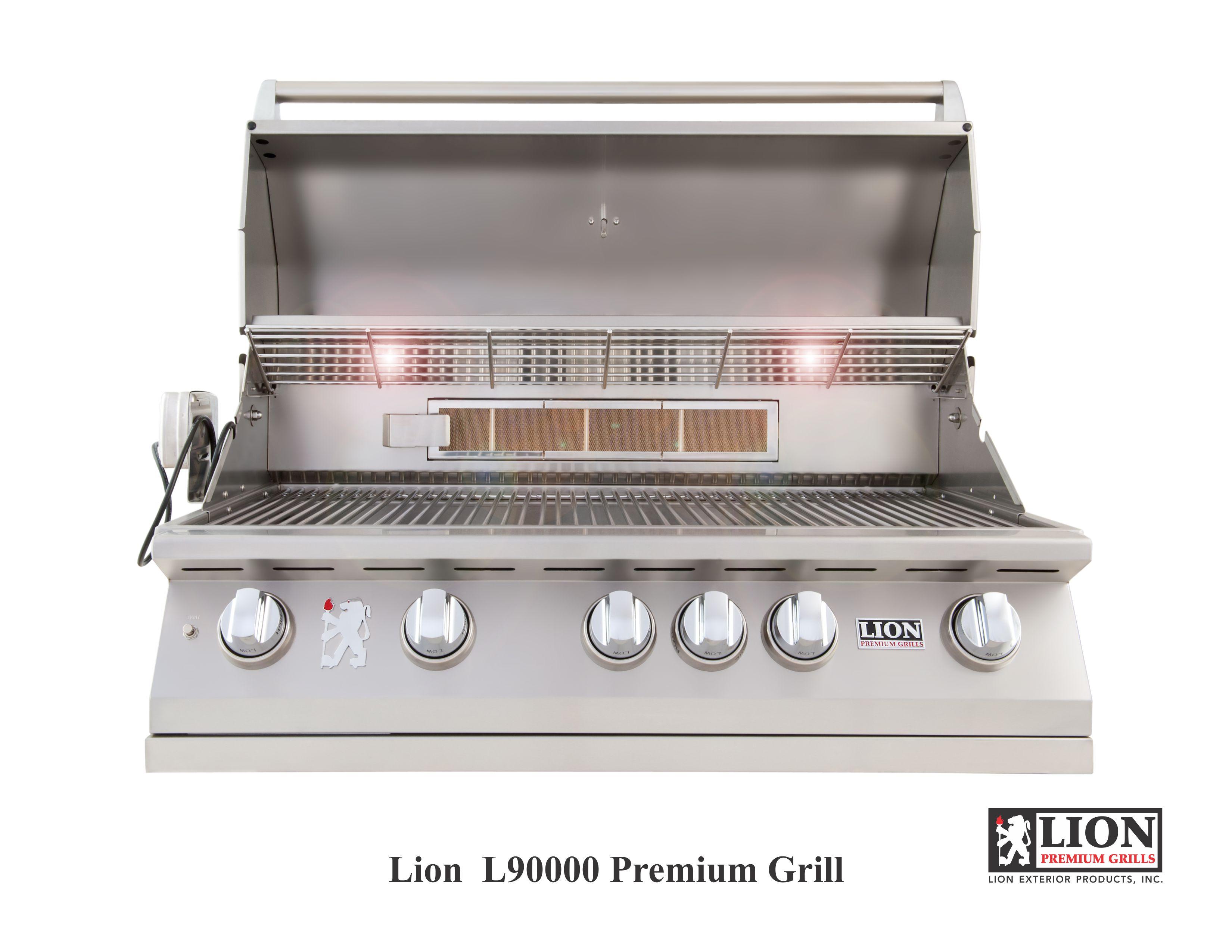 best of backyard lion premium grills u2013 l90000 40 u2033 gas grill