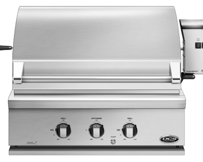 DCS Grills – 30″ Traditional Grill w/ Rotisserie