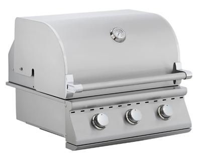 OCI Grills – 26″ Pro Performance BBQ Grill