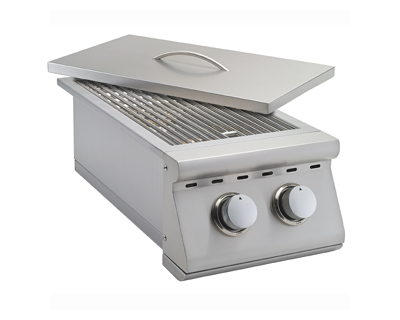OCI Grills – Double Side Burner
