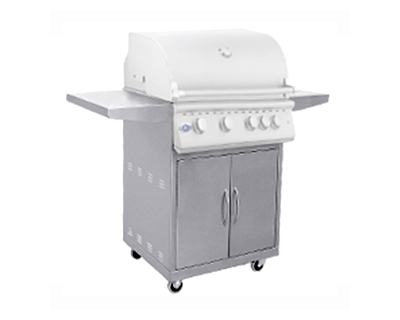 OCI Grills – Freestanding Grill Cart for 26″ OCI BBQ Grill (Cart Only)