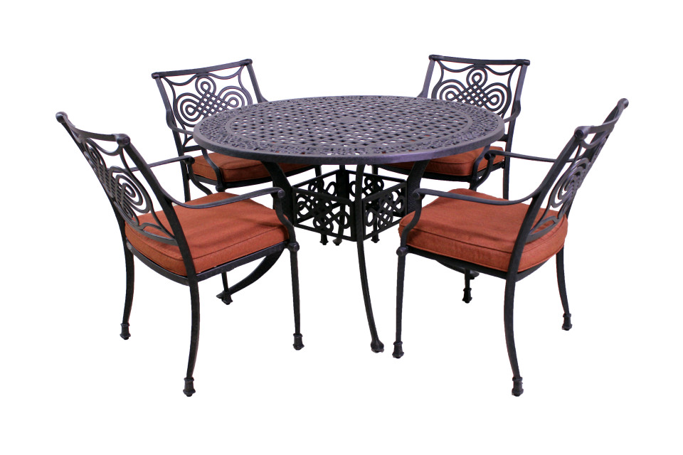 Best Of Backyard Dynasty Collection 4 Dining Chairs And