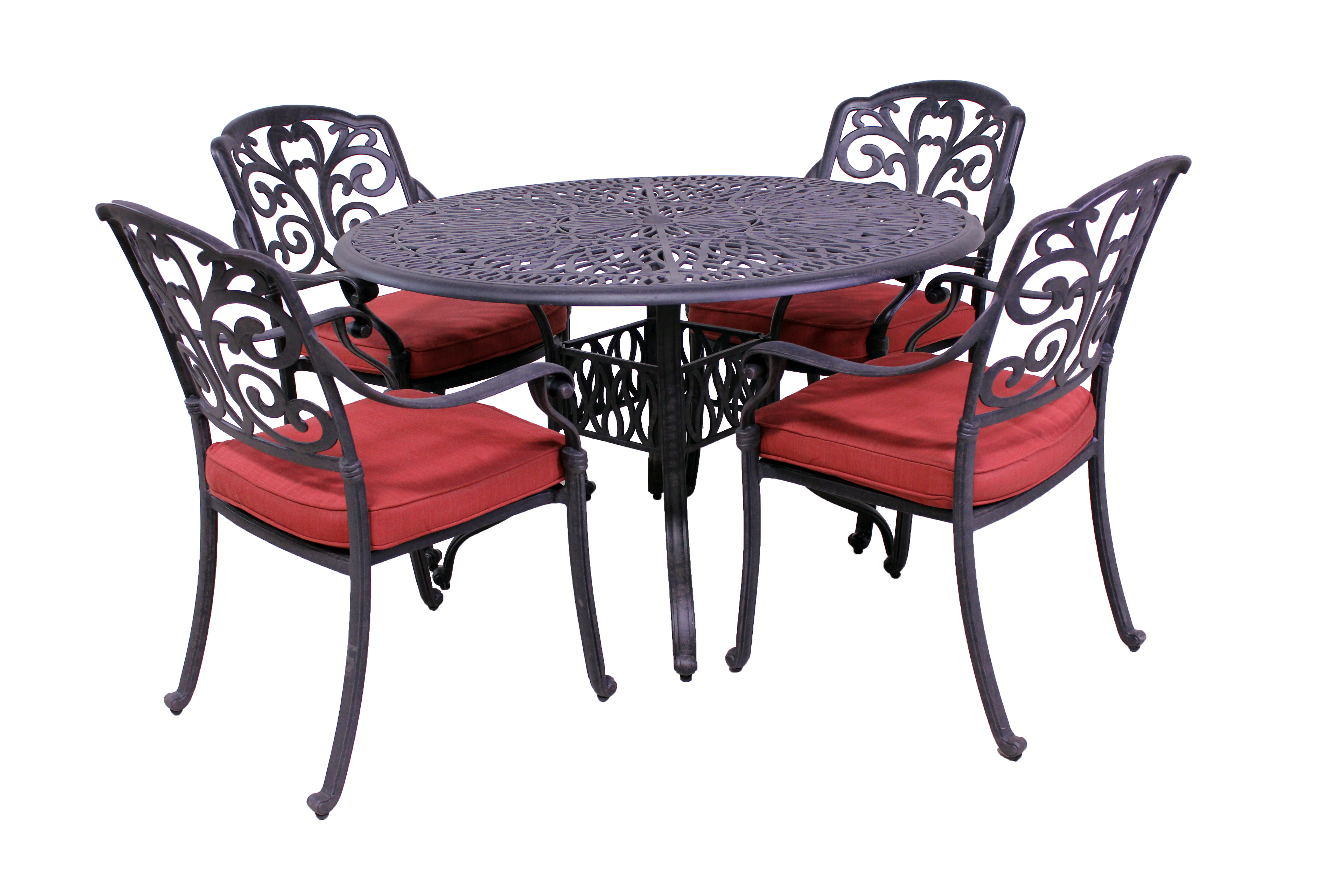 Best Of Backyard Carrera Collection 4 Dining Chairs And