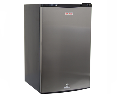 Blaze Outdoor Products – Stainless Front Refrigerator 4.5 CU