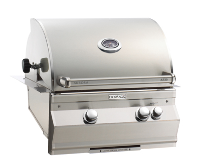 Fire Magic – Aurora A530I 24 Inch Gas BBQ Grill