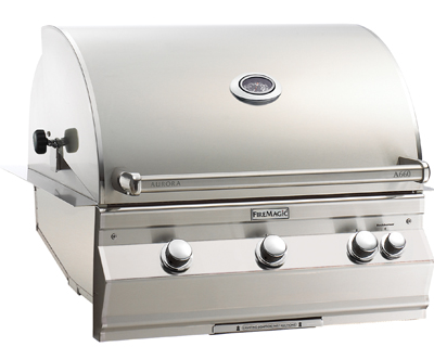 Fire Magic – Aurora A660I 30 Inch Gas BBQ Grill