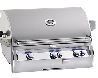 "Fire Magic – Echelon Diamond ""A"" SERIES E790I 36 Inch Built In BBQ Grill"