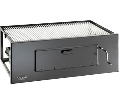 Fire Magic – Charcoal Life-A-Fire Slide In 23 Inch Grill