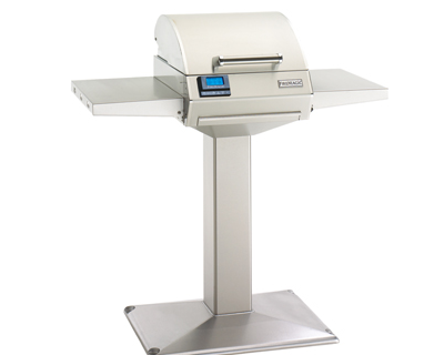 Fire Magic – Electric E250S Pedestal Post Grill