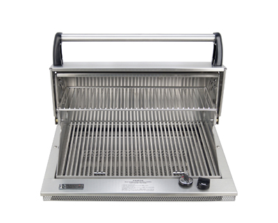 Fire Magic – Legacy Deluxe Classic 23 Inch Countertop Grill