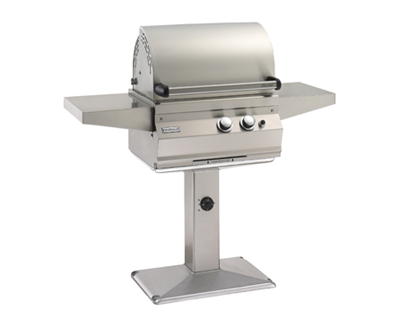 Fire Magic – Legacy Deluxe 23 Inch Patio Post BBQ Grill