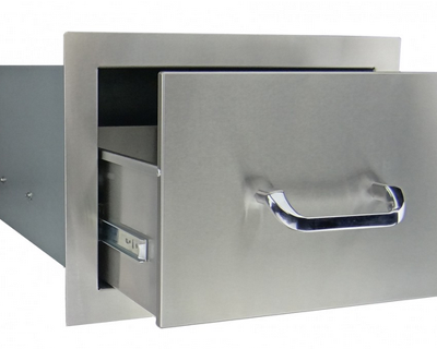 00 15 inch single access drawer