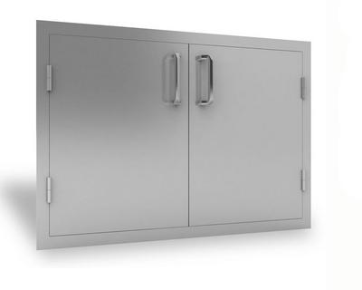 00 45 inch double access doors