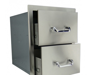 00 double access drawer