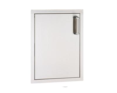 flush single door