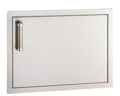 flush single horizontal access door 15