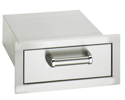 flush single drawer