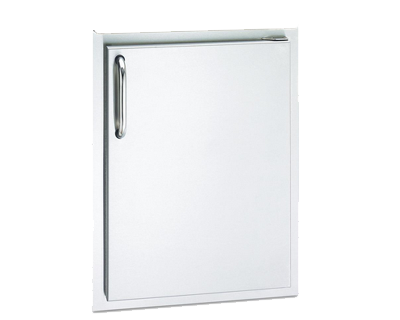 AOG 14 vertical access door