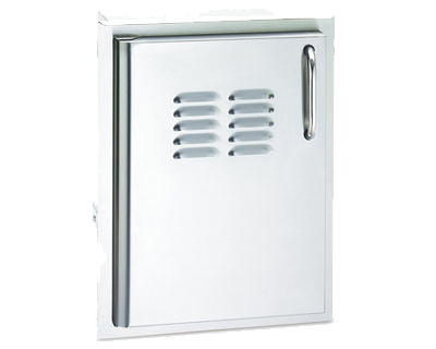 "AOG 14"" access door w tray"