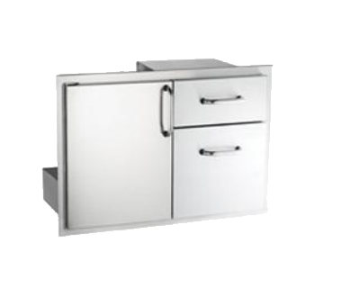 AOG door and double drawer