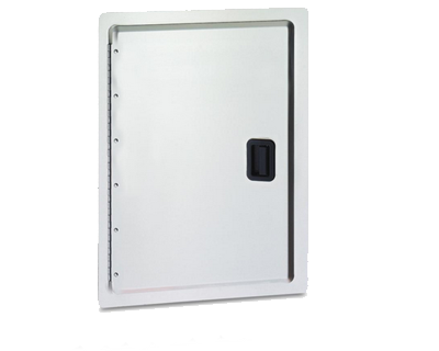 AOG 17 inch single access door