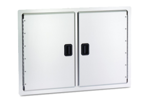 AOG 30 inch double doors